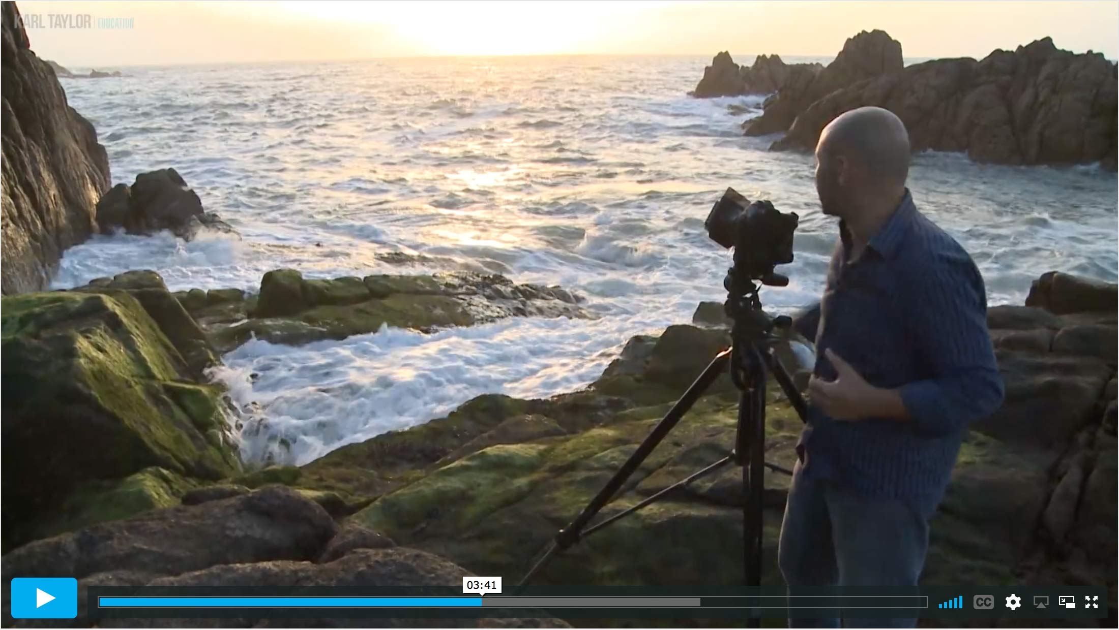 Photography Training Class Video Lesson
