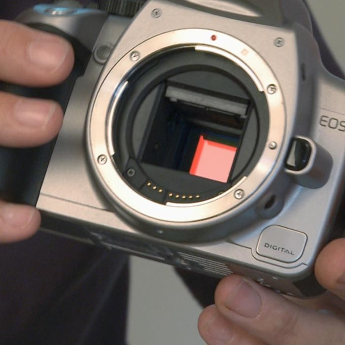01. Introduction & How cameras work