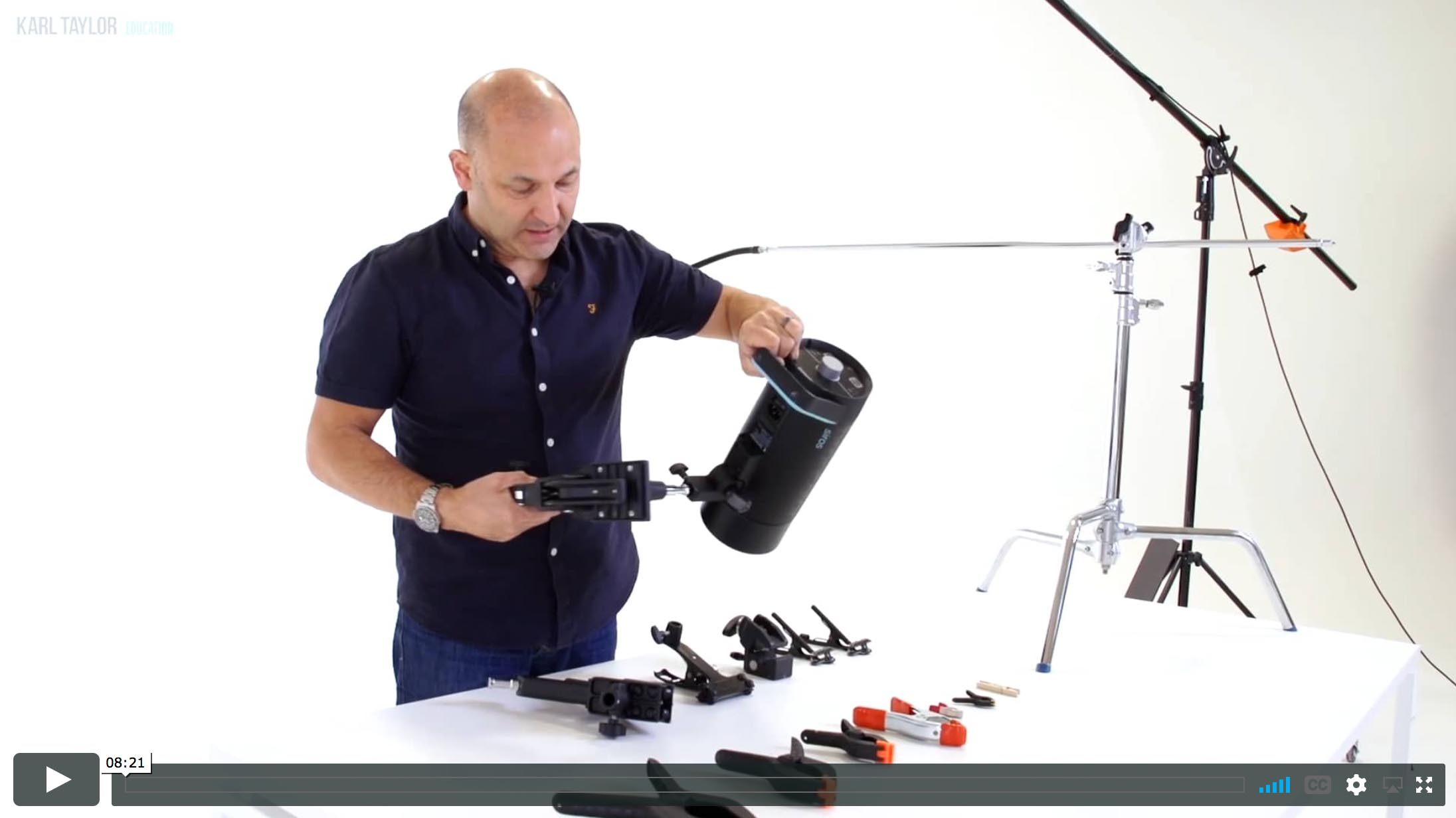 10. Grips and clamps