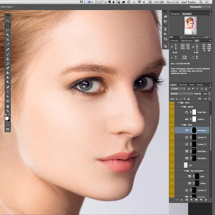 05. Retouch beauty Part 4