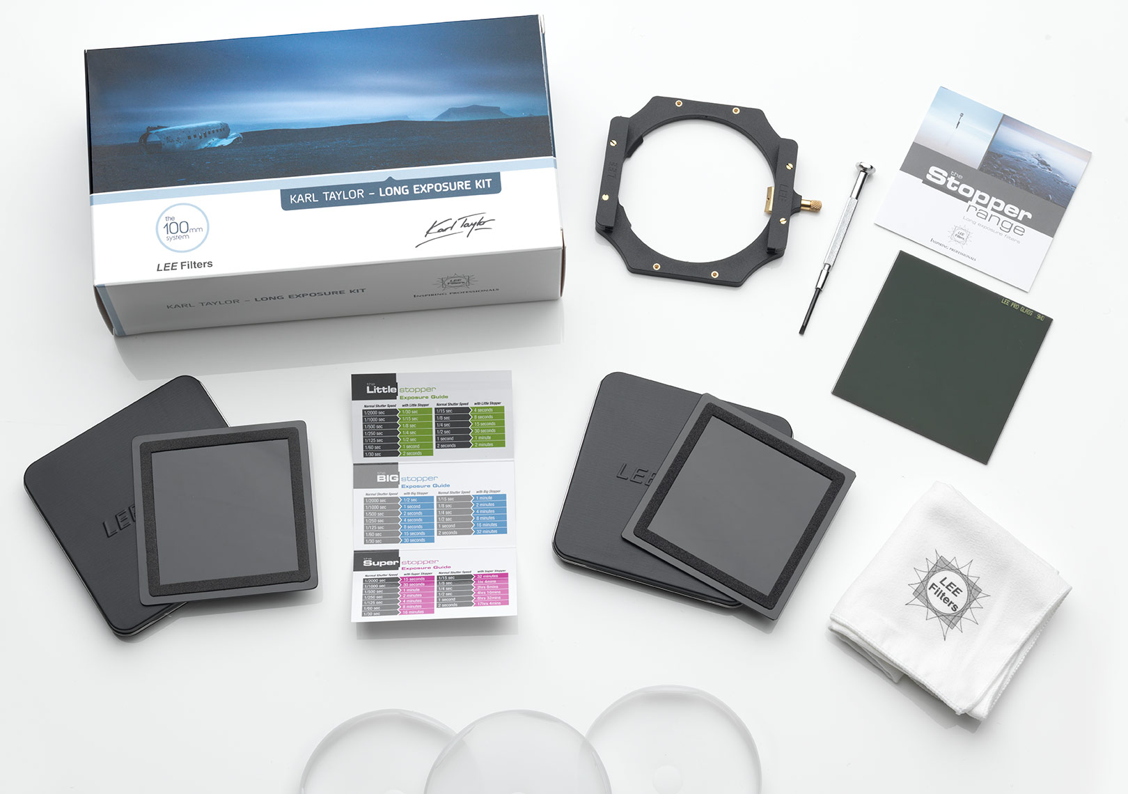 Karl's Long Exposure Filter Kit