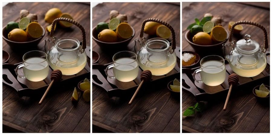 Food styling for food photography
