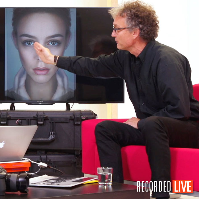 Live Talk Show – Commercial Photographer Urs Recher