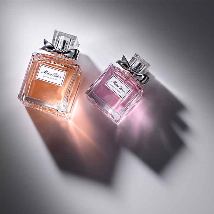 'How To' Full Version – Dior Perfume Bottles