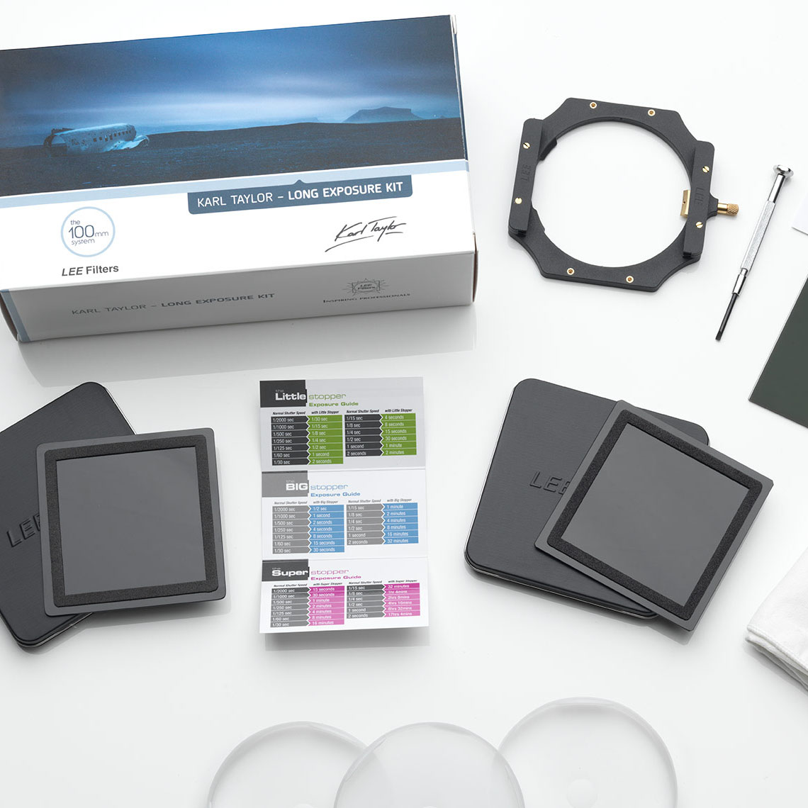 Long Exposure Filter Kit