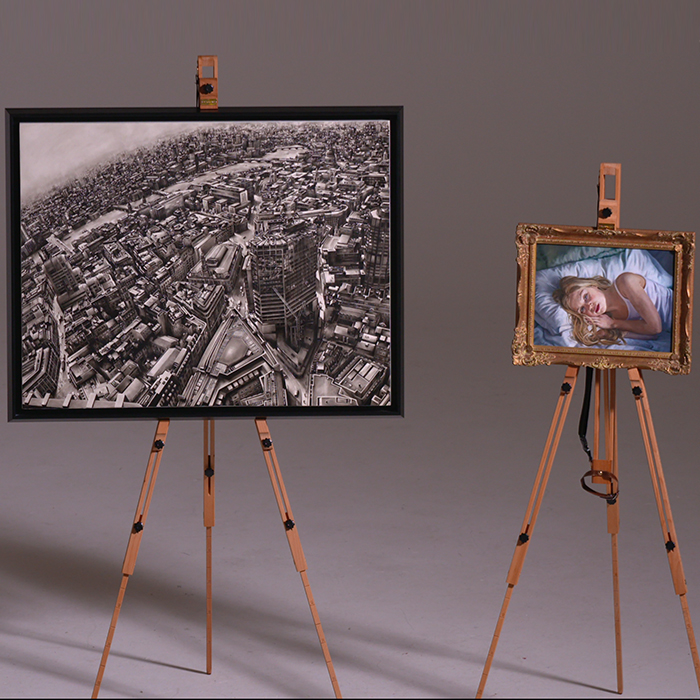 Photographing Paintings for Reproduction