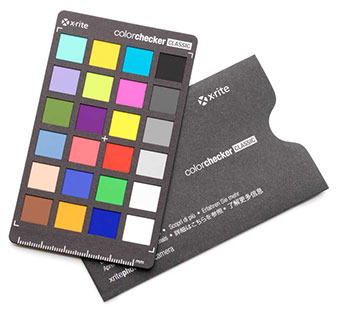 X-Rite Color Check Passport