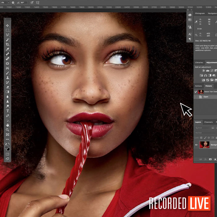 Live Members Picture Critique – Portrait Photography (Part 1)