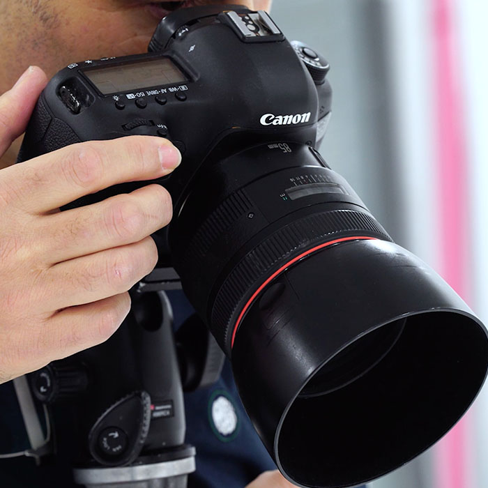 How to calibrate your lens