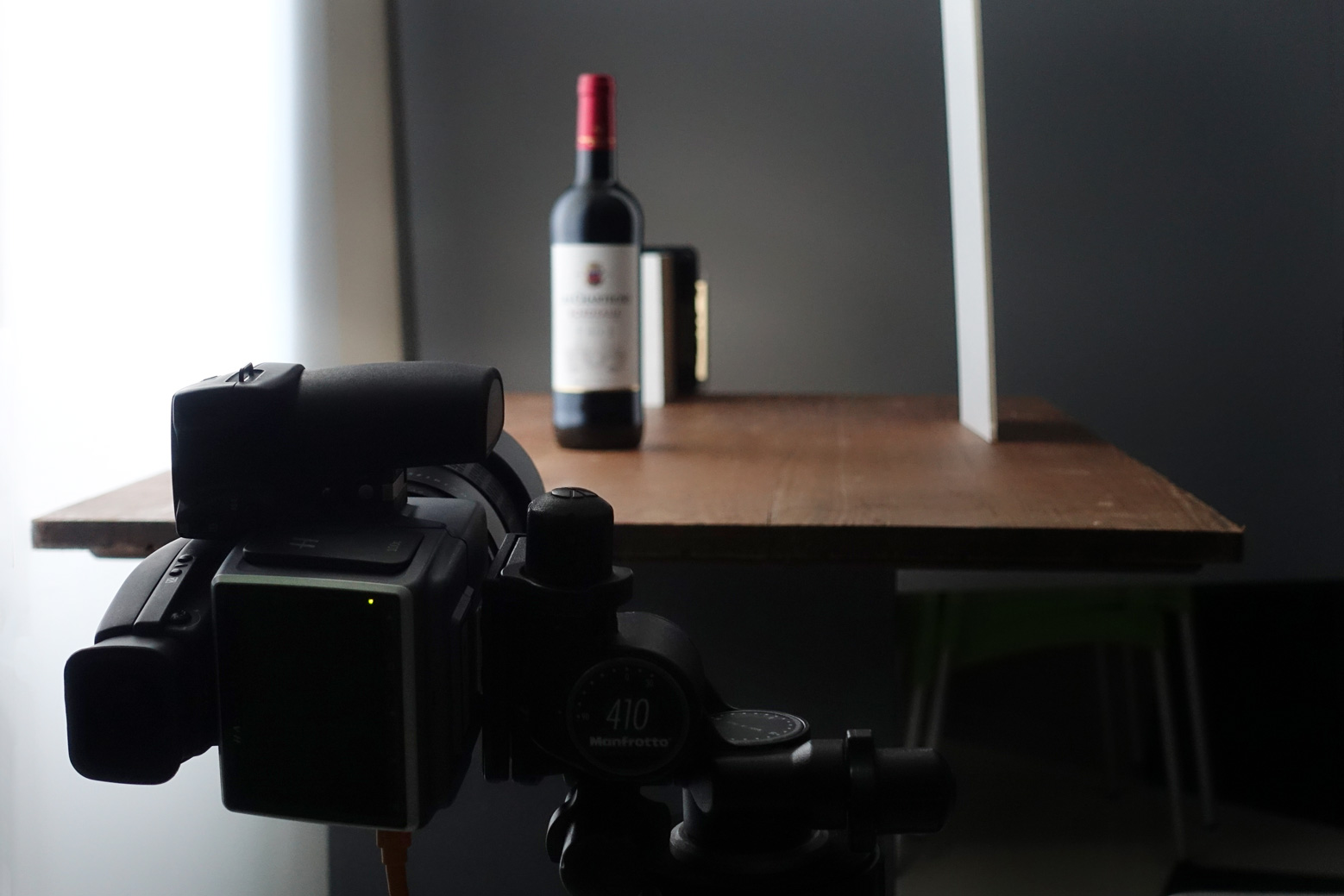 Natural light product photography at home